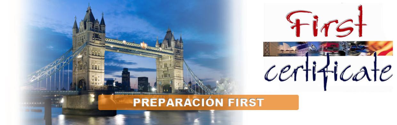 Clases particulares Madrid - Preparación FIRST
