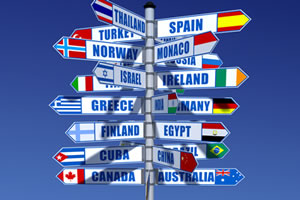 Cómo trabajar en el extranjero sin saber inglés